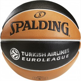 Spalding Euroleague Gameball