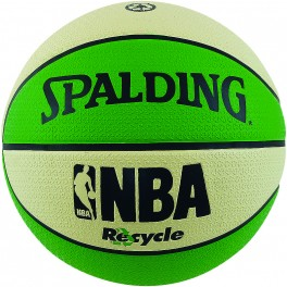 Spalding NBA Recycle green/white