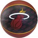 Spalding Teamball Miami Heat (Veľkosť 7)