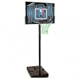 Basketbalový kôš Spalding NBA Logoman Portable