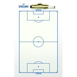 Spalding futbalová taktická tabula