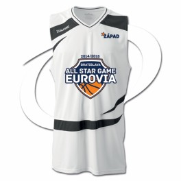 Dres SPALDING SBL ALL STAR 2014/15 – Západ
