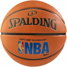 NBA Logoman Sponge Rubber