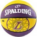 Teamball L.A. Lakers  (Veľkosť 5)