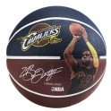 SPALDING basketbalová lopta NBA PLAYER LEBRON JAMES (sz. 7)