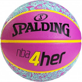 Spalding NBA 4her
