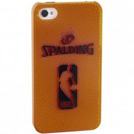 iPhone case silicone orange 4/4s