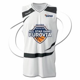 Dres SPALDING SBL ALL STAR 2014/15 – Západ