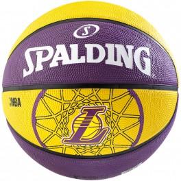 Teamball L.A. Lakers  (Veľkosť 7)