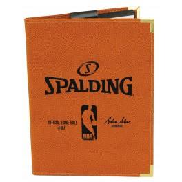 Spalding NBA Pad Holder (poznámkový blok) A4